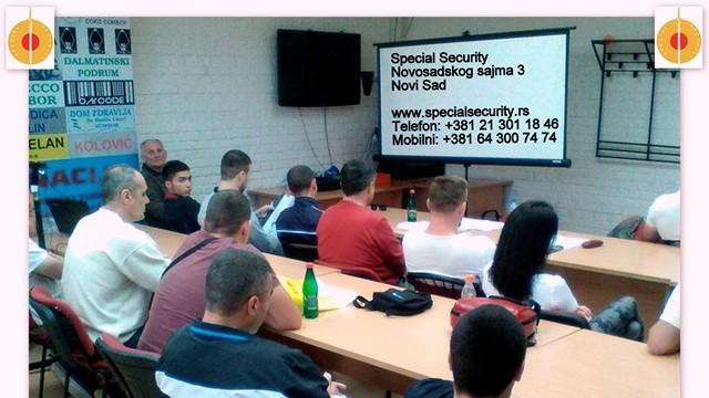 Završene obuke u Novom Sadu i Somboru