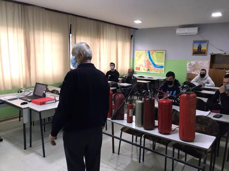 Obuka za službenike fizičkog obezbeđenja u Šapcu