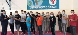 Atmosfera sa obuke za službenike fizičkog obezbeđenja-Šabac