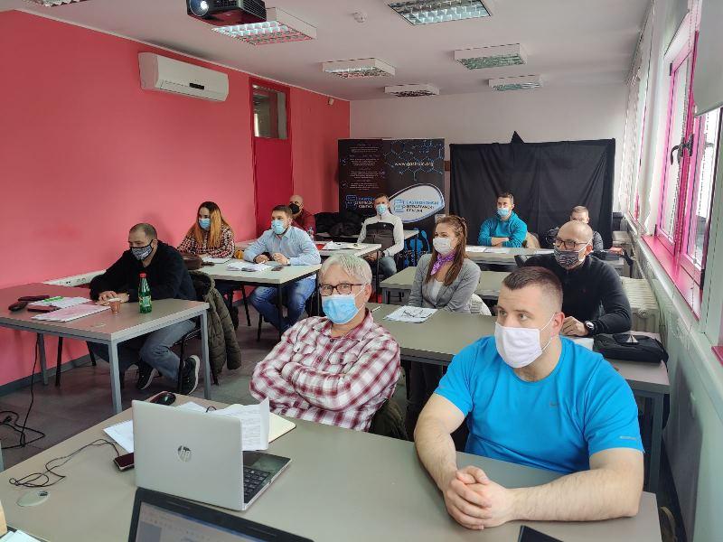 Atmosfera sa obuke za procenu rizika u ZLIP